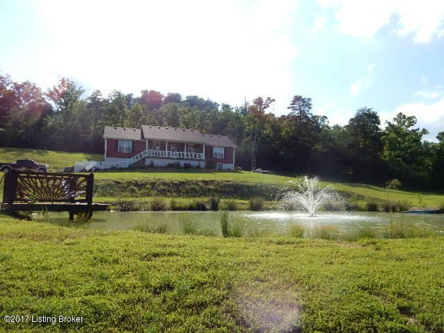 Single Family Home for Sale at 192 Wilson Run Road Lebanon Junction, Kentucky 40150 United States