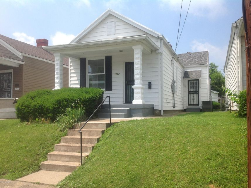 Single Family Home for Sale at 1208 Schiller Avenue Louisville, Kentucky 40204 United States