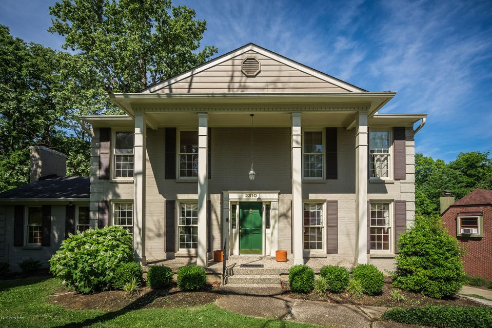 Single Family Home for Sale at 2310 Fallsview Road Louisville, Kentucky 40207 United States