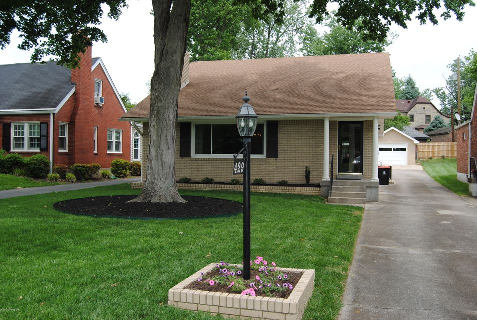 Additional photo for property listing at 429 University Avenue  Louisville, Kentucky 40206 United States