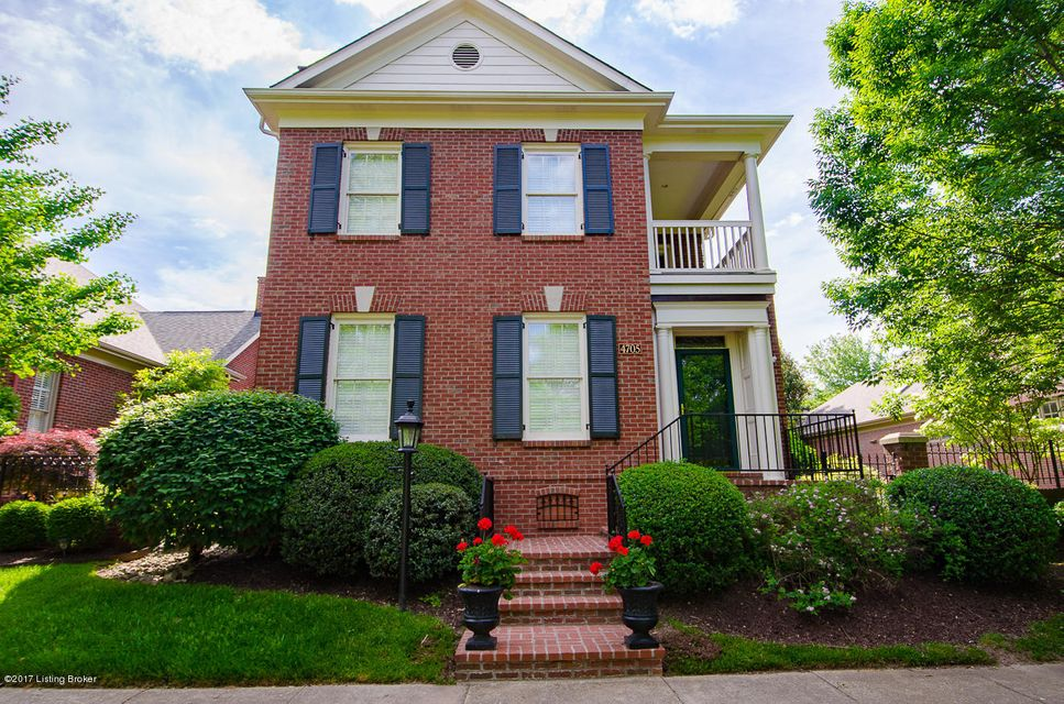 Single Family Home for Sale at 4705 Asbury Park Terrace Louisville, Kentucky 40241 United States