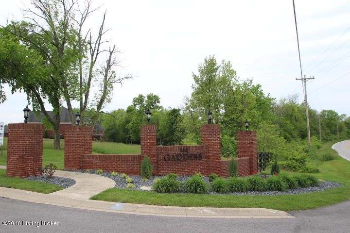 Land for Sale at 1017 Scenic Garden Lawrenceburg, Kentucky 40342 United States