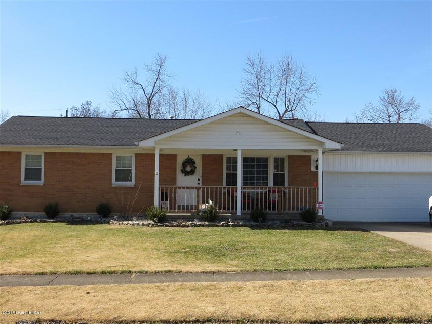 Single Family Home for Sale at 791 Cheyenne Road Radcliff, Kentucky 40160 United States
