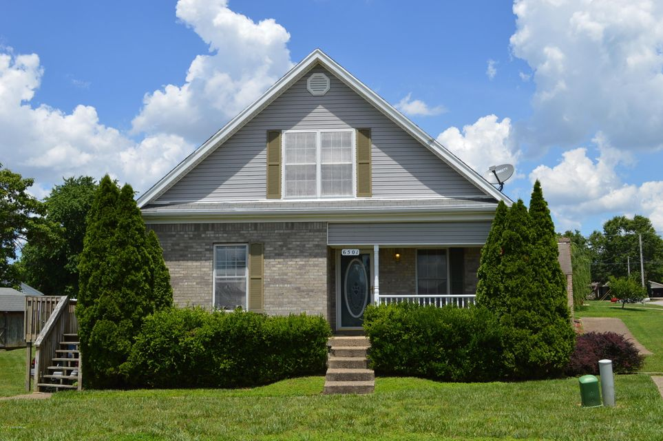 Single Family Home for Sale at 6501 Rod n Reel Court Louisville, Kentucky 40229 United States