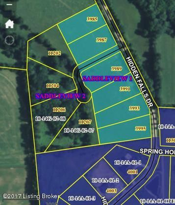 Land for Sale at 11206 Saddle Ridge 11206 Saddle Ridge Prospect, Kentucky 40059 United States