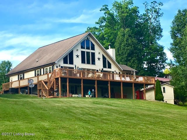 Single Family Home for Sale at 875 Meadowlake Lane 875 Meadowlake Lane Hardinsburg, Kentucky 40143 United States