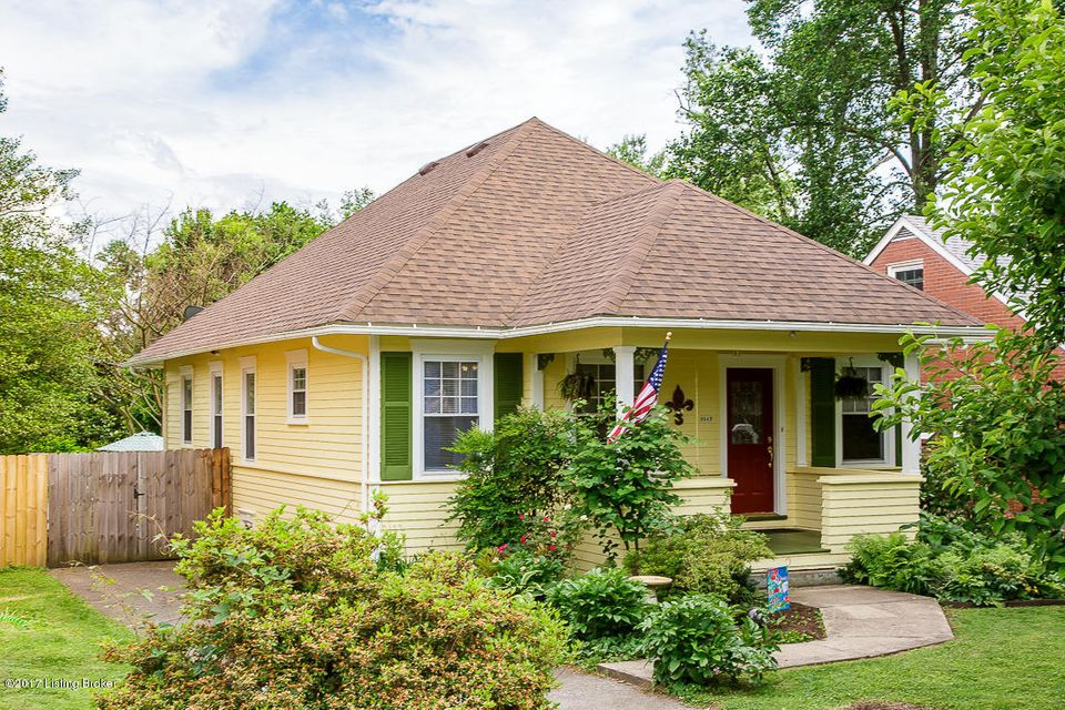 Single Family Home for Sale at 2512 Clarendon Avenue Louisville, Kentucky 40205 United States