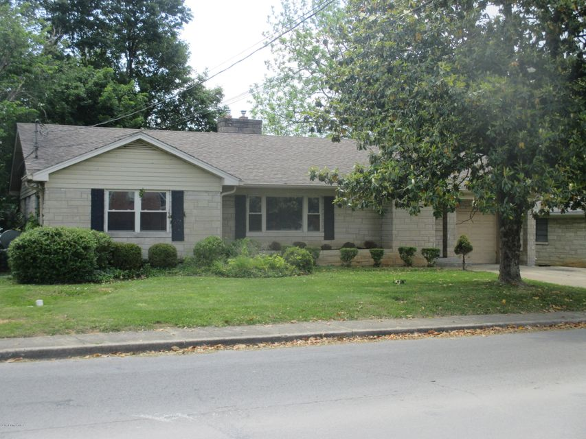 Single Family Home for Sale at 414 W Poplar Street Elizabethtown, Kentucky 42701 United States