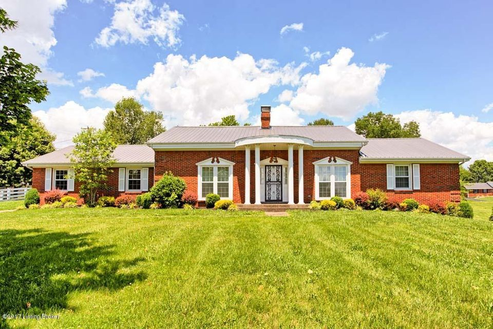 Single Family Home for Sale at 2109 Frankfort Road Shelbyville, Kentucky 40065 United States