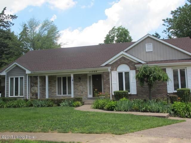 Single Family Home for Sale at 14305 Wakefield Place Louisville, Kentucky 40245 United States