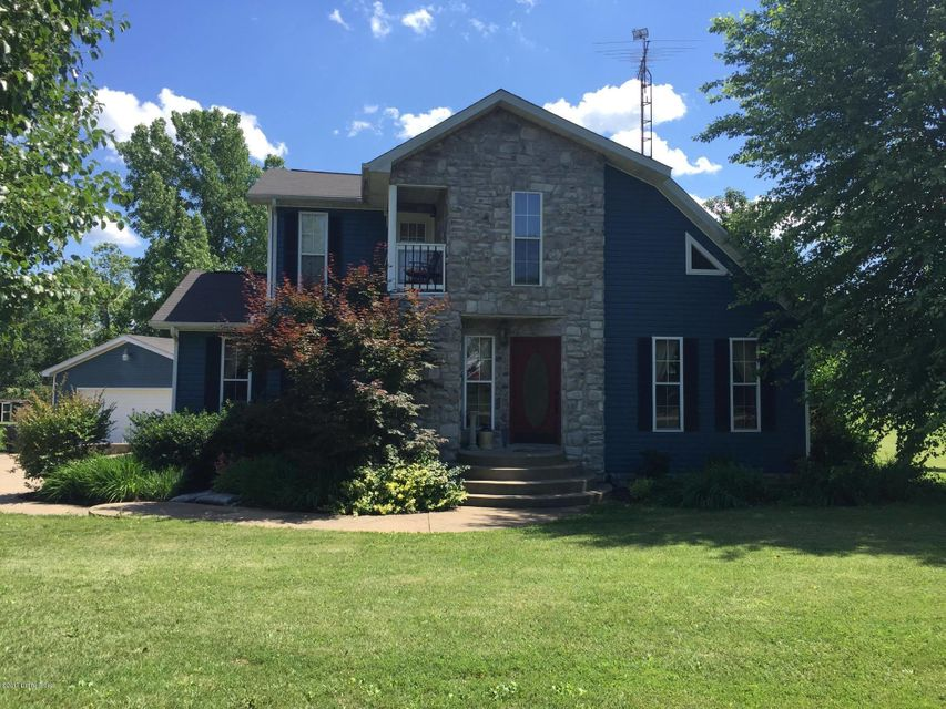 Single Family Home for Sale at 63 Farmview Lane Leitchfield, Kentucky 42754 United States