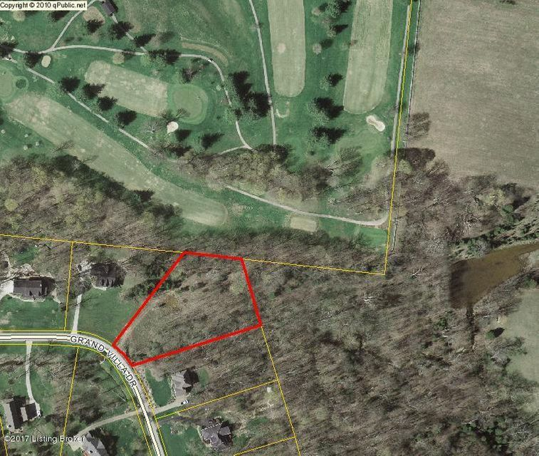 Land for Sale at 1808 Grand Villa La Grange, Kentucky 40031 United States