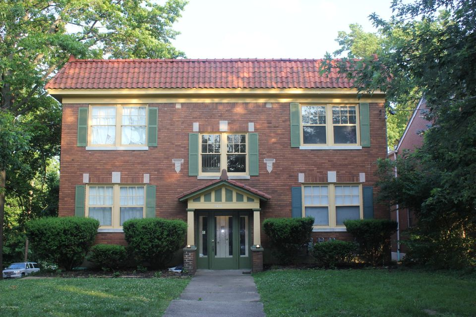Apartment for Sale at 2466 Glenmary Louisville, Kentucky 40204 United States