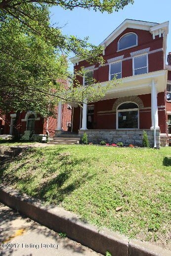 Single Family Home for Sale at 1113 S Brook Street Louisville, Kentucky 40203 United States