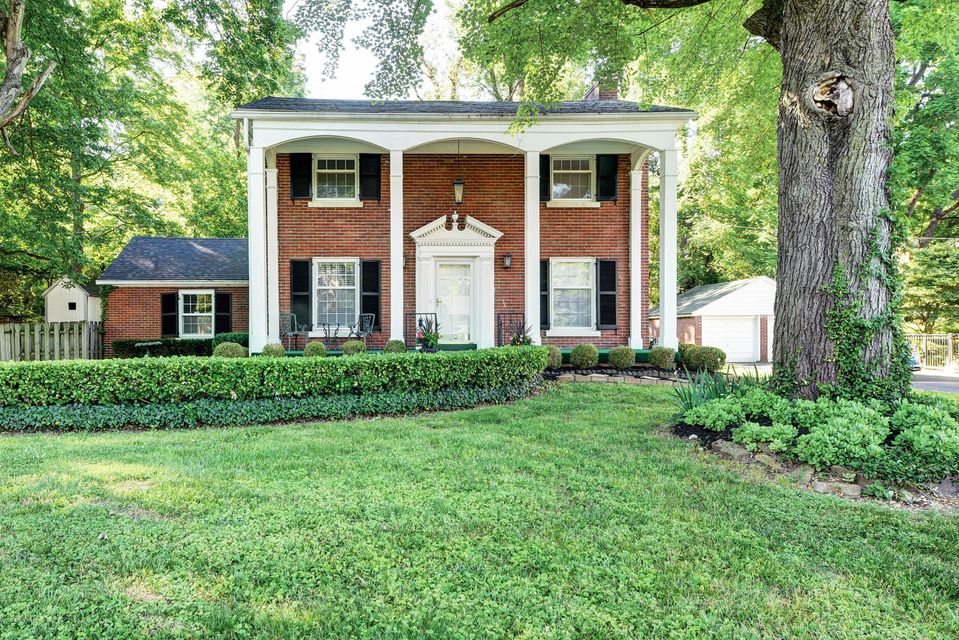 Single Family Home for Sale at 1612 Trevilian Way Louisville, Kentucky 40205 United States