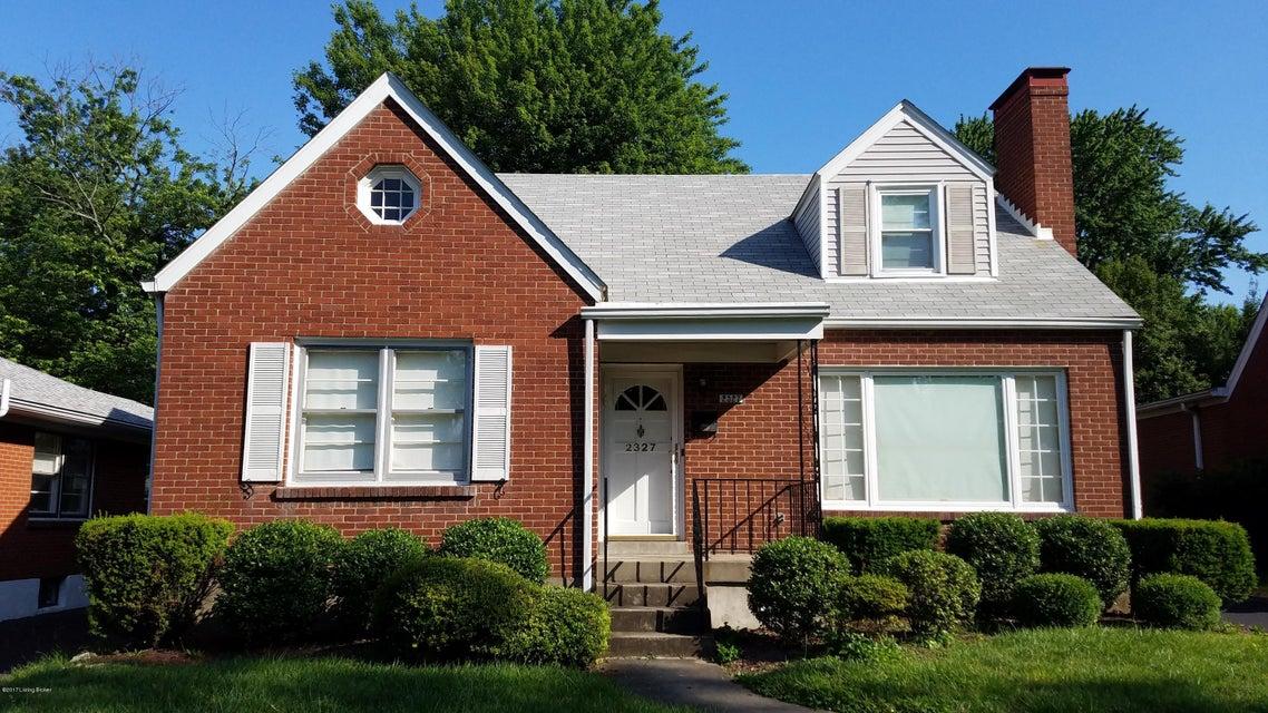 Single Family Home for Sale at 2327 Tyler Lane 2327 Tyler Lane Louisville, Kentucky 40205 United States