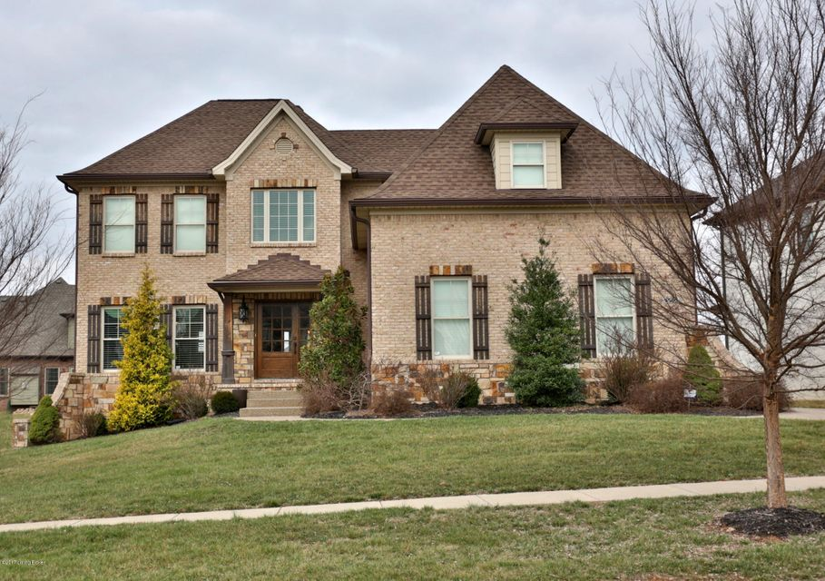 Single Family Home for Sale at 5505 River Rock Drive Louisville, Kentucky 40241 United States