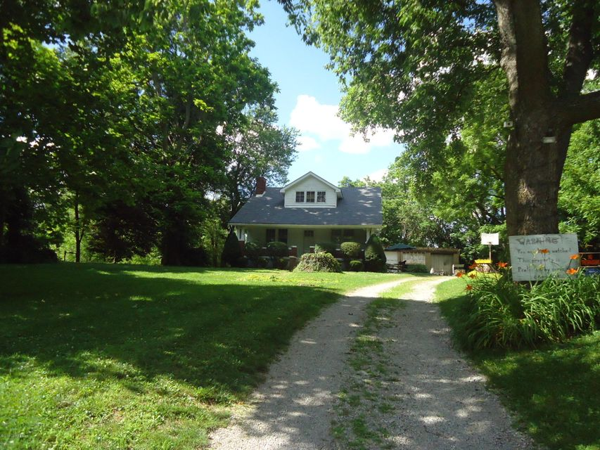 Single Family Home for Sale at 14607 Old Taylorsville Road Louisville, Kentucky 40299 United States