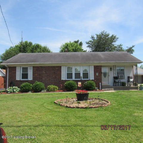 Single Family Home for Sale at 319 Sycamore Street Elizabethtown, Kentucky 42701 United States