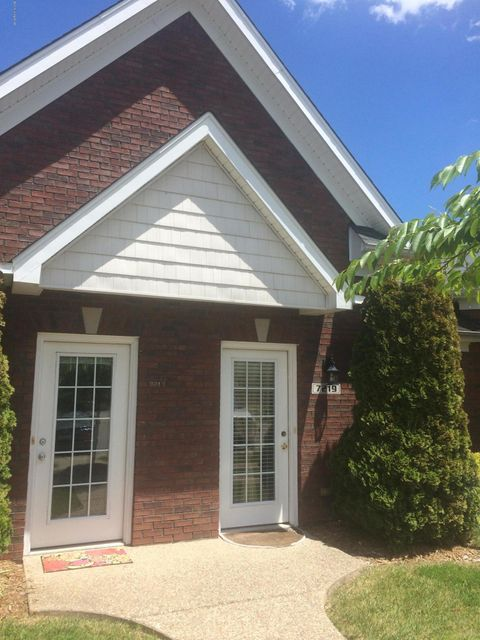 Condominium for Sale at 7219 Michael Benjamin Circle Crestwood, Kentucky 40014 United States
