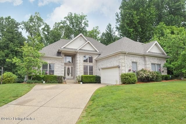 Single Family Home for Sale at 3303 Deer Hollow Place Louisville, Kentucky 40214 United States