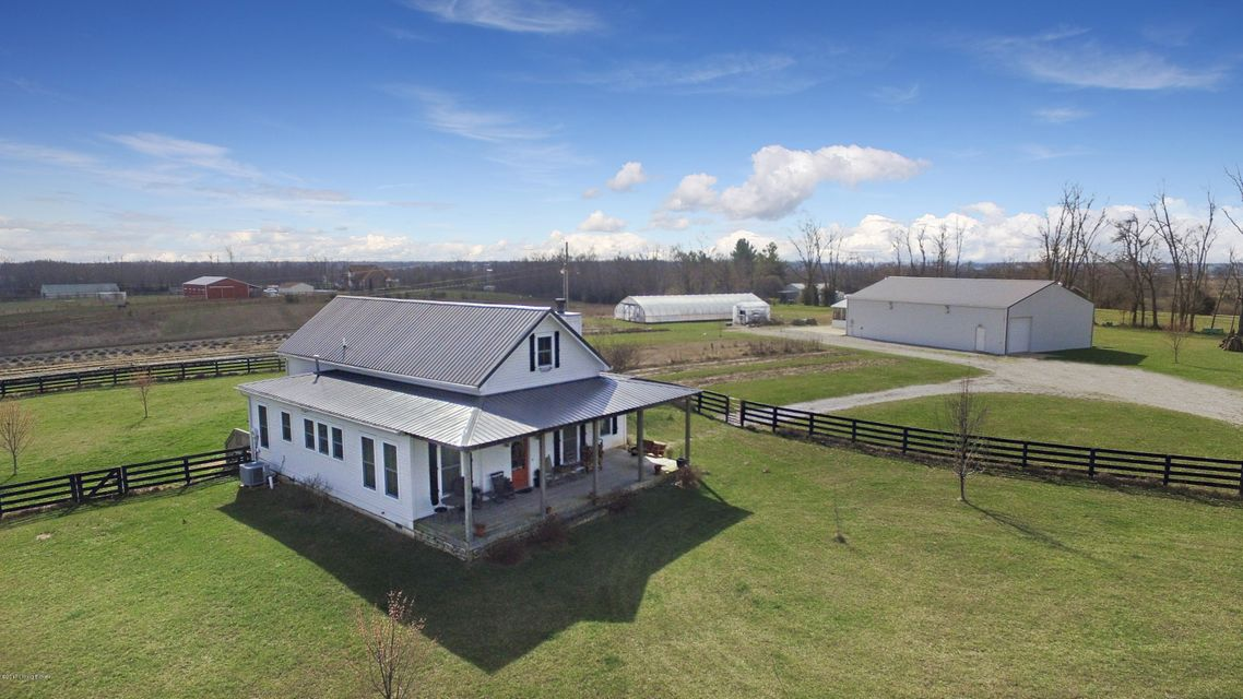 Farm / Ranch / Plantation for Sale at 8933 Cropper Road Pleasureville, Kentucky 40057 United States