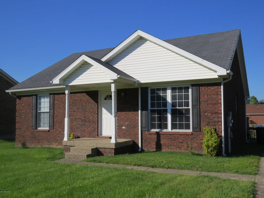 Single Family Home for Sale at 423 Babe Drive Fairdale, Kentucky 40118 United States