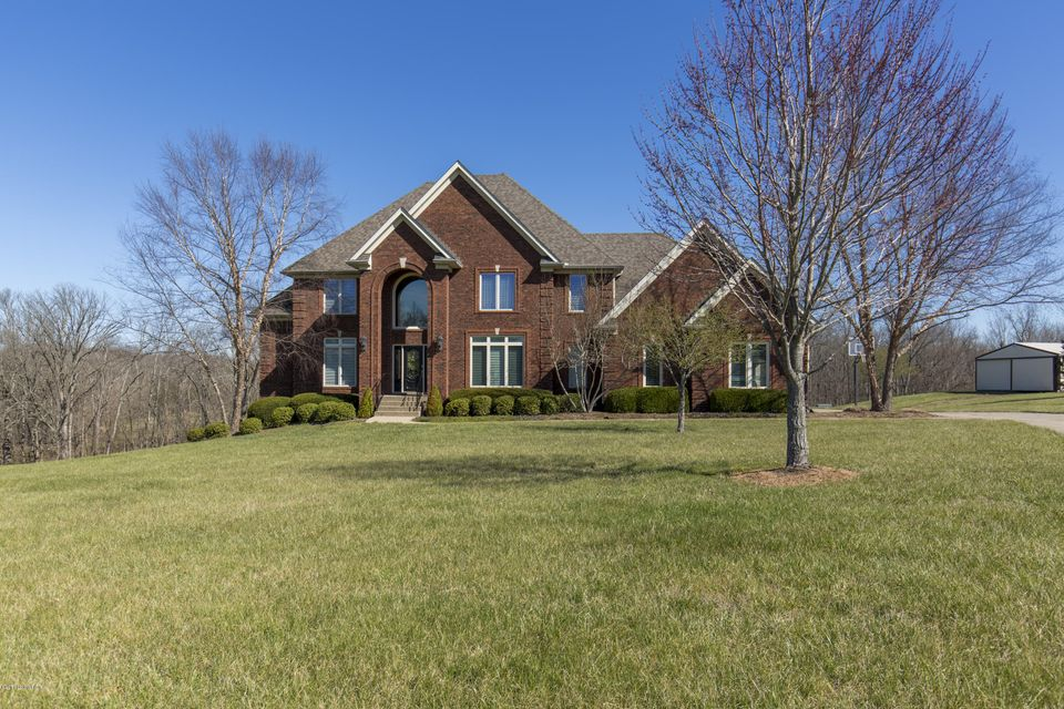 Single Family Home for Sale at 4829 Dunbar Valley Road Fisherville, Kentucky 40023 United States