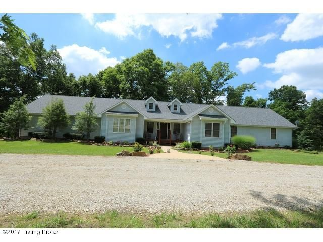 Single Family Home for Sale at 354 Jack Galloway Lane Westview, Kentucky 40178 United States