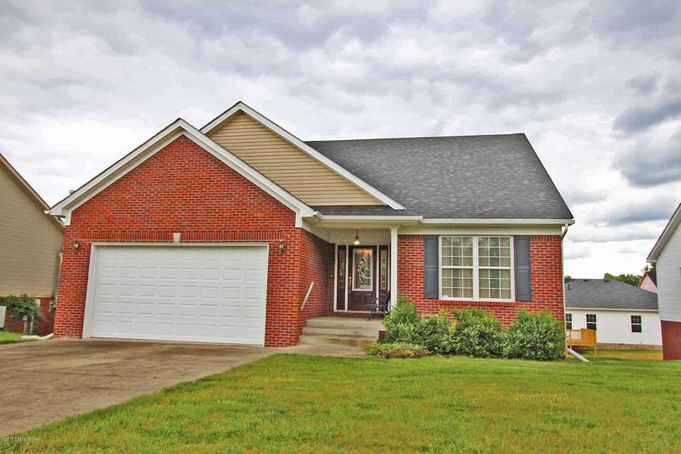 Single Family Home for Sale at 23 Bob White Lane Taylorsville, Kentucky 40071 United States