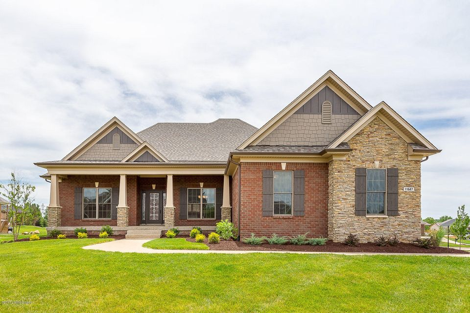 Single Family Home for Sale at 11627 Vista Club Drive Louisville, Kentucky 40291 United States