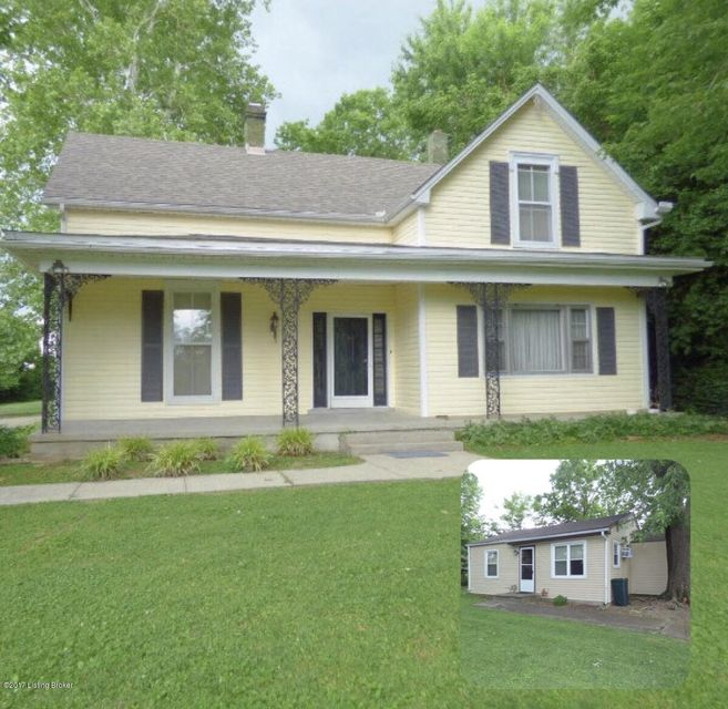 Single Family Home for Sale at 109 Snapp Street 109 Snapp Street Mount Washington, Kentucky 40047 United States