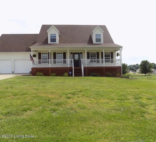 Single Family Home for Sale at 129 Icicle Court Radcliff, Kentucky 40160 United States