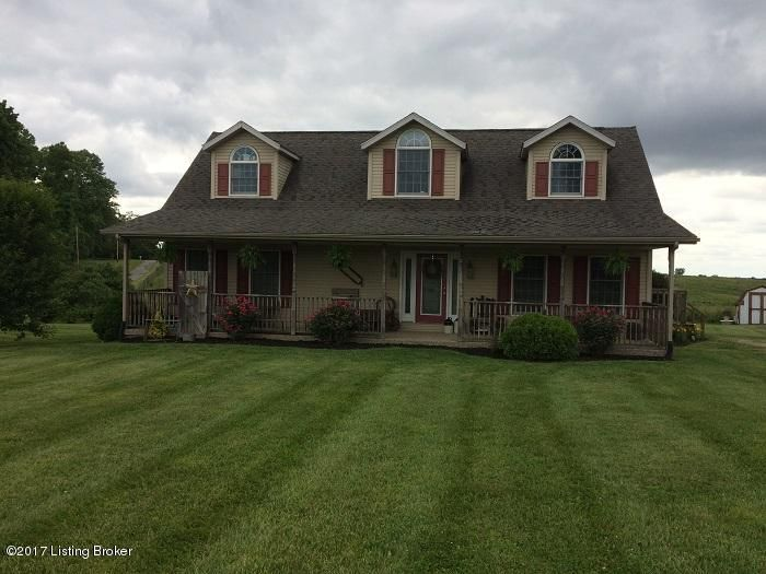 Single Family Home for Sale at 4 Buchanan Lane 4 Buchanan Lane Milton, Kentucky 40045 United States