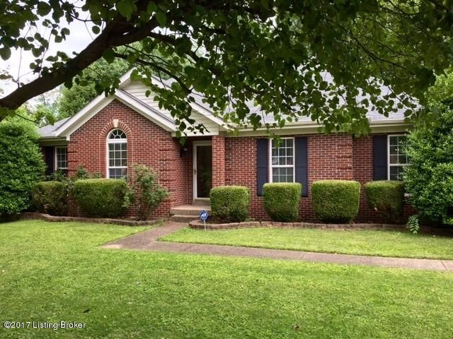 Single Family Home for Sale at 9813 Sonrisa Drive Louisville, Kentucky 40291 United States