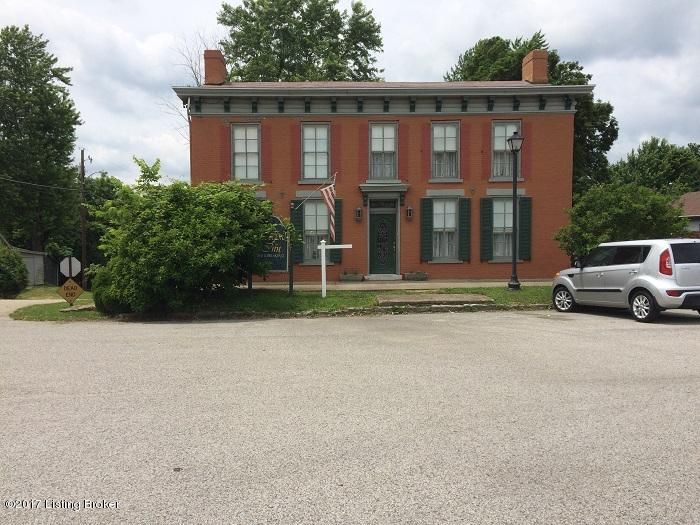 Single Family Home for Sale at 561 West Street 561 West Street Bedford, Kentucky 40006 United States