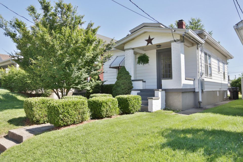 Single Family Home for Sale at 1013 Samuel Street Louisville, Kentucky 40204 United States