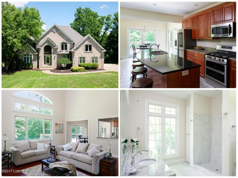 Single Family Home for Sale at 1303 Ridge Pointe Goshen, Kentucky 40026 United States