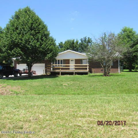 Single Family Home for Sale at 79 Karen Drive Upton, Kentucky 42784 United States