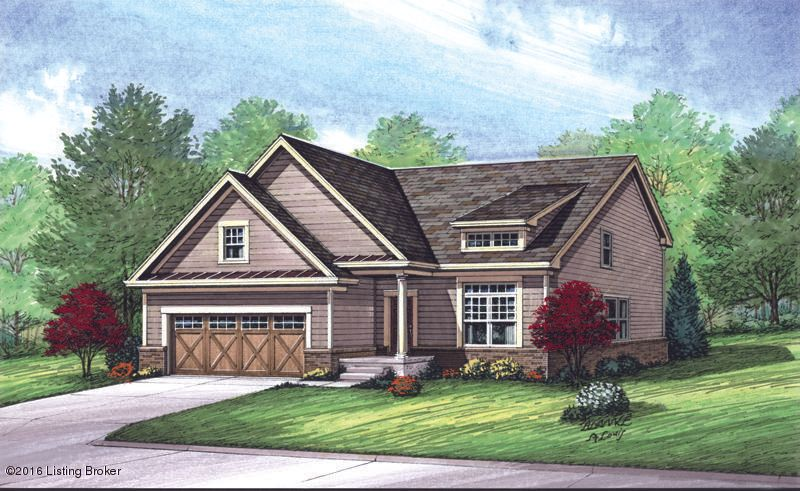 Single Family Home for Sale at 1702 Perry Court Prospect, Kentucky 40059 United States