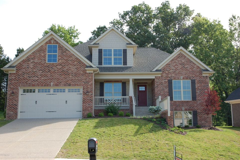 Single Family Home for Sale at 1209 polo Run Court Louisville, Kentucky 40245 United States