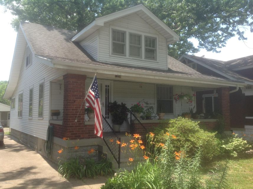 Single Family Home for Sale at 1204 Central Avenue Louisville, Kentucky 40208 United States