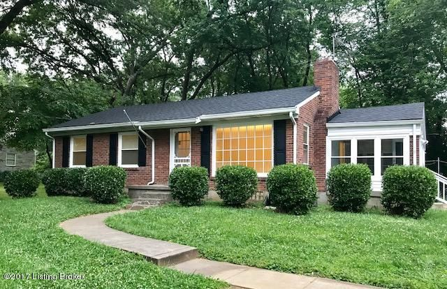 Single Family Home for Sale at 4337 Taylorsville Road Louisville, Kentucky 40220 United States