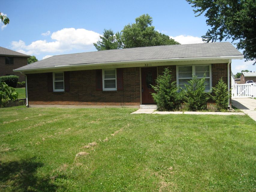 Single Family Home for Sale at 5211 Vassar Avenue Louisville, Kentucky 40258 United States