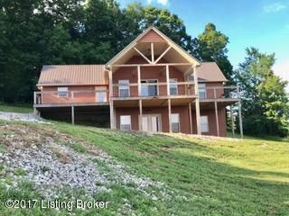 Single Family Home for Sale at 346 Serenity Cove Lane Mammoth Cave, Kentucky 42259 United States