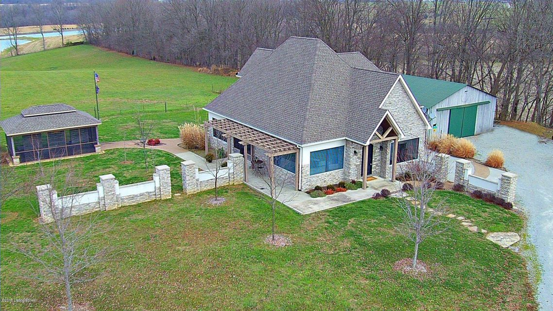 Single Family Home for Sale at 215 Peaceful Place Coxs Creek, Kentucky 40013 United States