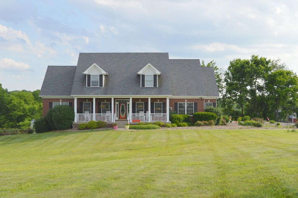 Single Family Home for Sale at 2616 Dawson Ridge Road La Grange, Kentucky 40031 United States