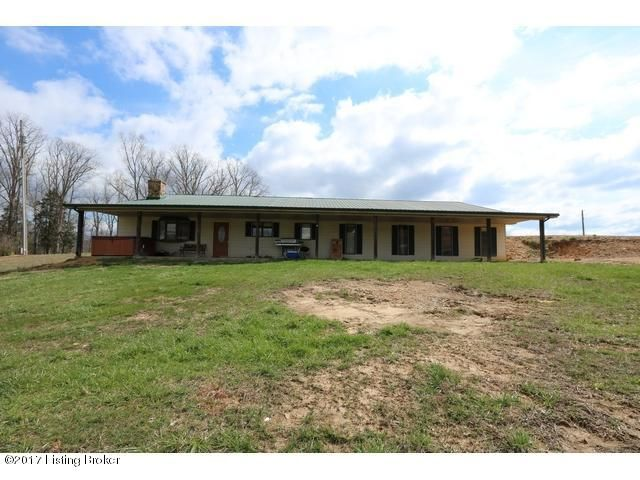 Farm / Ranch / Plantation for Sale at 5950 Segal Road Brownsville, Kentucky 42210 United States