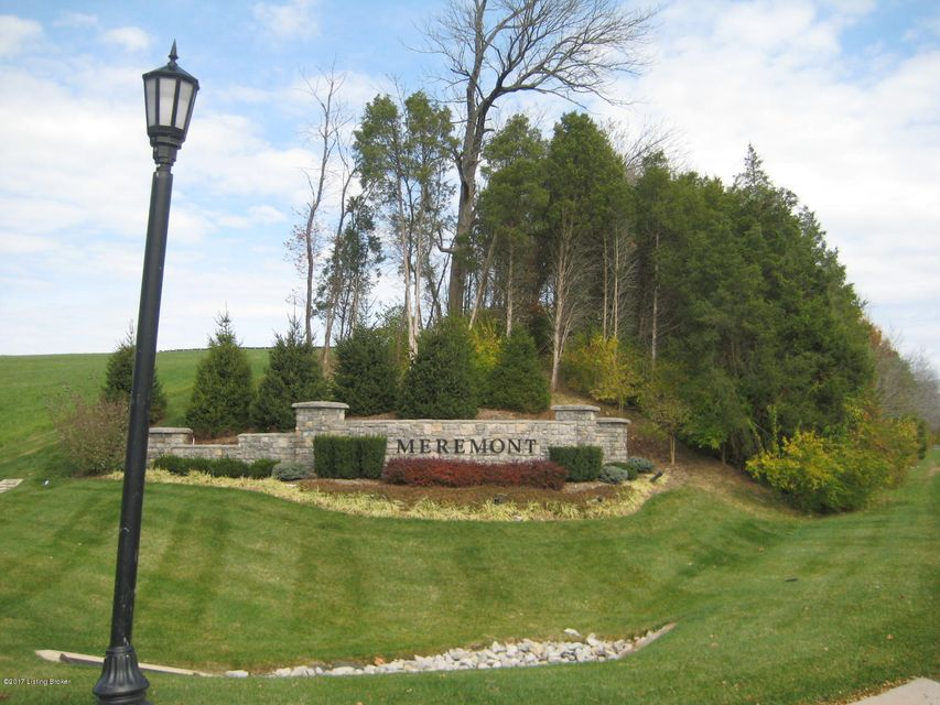Land for Sale at 1811 Meremont Ridge 1811 Meremont Ridge Louisville, Kentucky 40245 United States