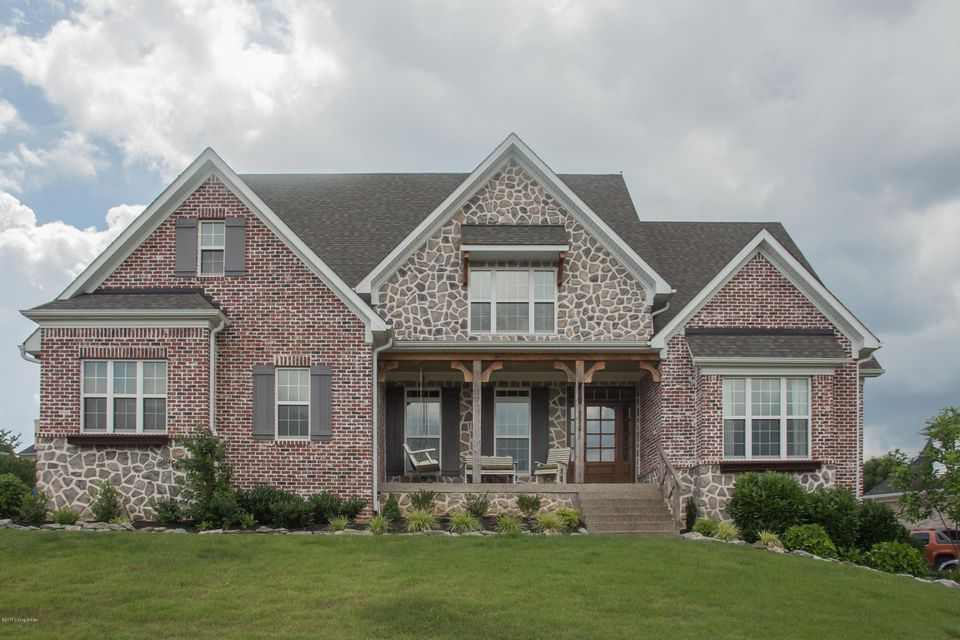 Single Family Home for Sale at 13314 Ridgemoor Drive Prospect, Kentucky 40059 United States